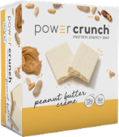 Power Crunch Peanut Butter Creme Energy Bars