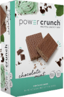 Power Crunch Chocolate Mint Protein Energy Bars - 5 ct / 1.4 oz