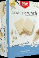 Power Crunch® Classic Vanilla Protein Energy Bars - 5 ct / 1.4 oz