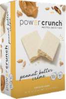 Power Crunch Peanut Butter Creme Protein Energy Bars