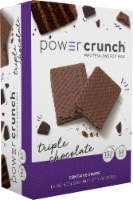 Power Crunch Triple Chocolate Protein Energy Bars