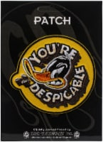 C&D Visionary Looney Tunes Patch-Daffy Duck You're Despicable - 1