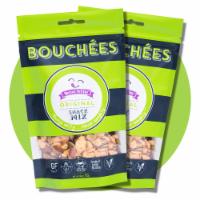 Becca's Petites Juicy Apple Cinnamon Maple Snack Mix-ORIGINAL - 2 PACK