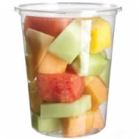 Eco-Products 32-oz. Compostable Round Deli Container / 500-ct. case - 500-ct. case