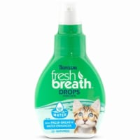 Tropiclean TP00207 2.2 oz Fresh Breath Drops Cat