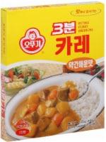 Ottogi 3 Min Curry Sauce Medium