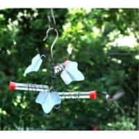 Songbird Essentials Copper Ivy Feeder 3 Tubes - 1