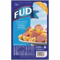 FUD Lower Sodium Turkey Franks
