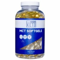 Kiss My Keto  MCT Oil Softgels 100% Coconut