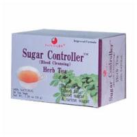 Health King Sugar Controller Blood Cleansing Herb Tea - 20 Tea Bags - 1