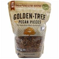 Golden Tree Fancy Pecan Pieces (24 Ounce) - 1 unit