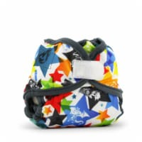 Kanga Care Rumparooz Newborn Reusable Cloth Diaper Cover Aplix Dragons Fly - Castle 4-15lbs