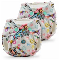 Kanga Care Lil Joey Cloth Diaper (2pk) tokiBambino - Newborn