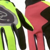 Ringers Gloves Mechanics Gloves,Hi-Vis Yellow,XL,PR HAWA 138-11