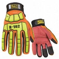 Ringers Gloves Mechanics Gloves,L,9 ,PR  162 - 1