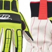 """Ringers Gloves Mechanics Gloves,S/7,9"""",PR"""