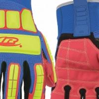 """Ringers Gloves Mechanics Gloves,M/8,10"""",PR"""