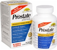 Real Health  Prostate Formula with Saw Palmetto - 90 Tablets