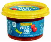 Garden Fresh Gourmet Wild Mild Salsa