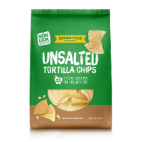 Garden Fresh Gourmet Unsalted White Corn Tortilla Chips
