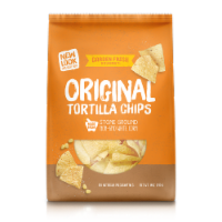 Garden Fresh Gourmet Original White Corn Tortilla Chips