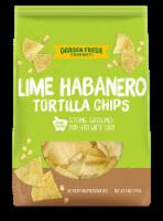 Garden Fresh Gourmet Lime Habanero Tortilla Chips - 14 oz
