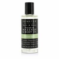 Demeter Green Tea Massage & Body Oil 60ml/2oz - 60ml/2oz