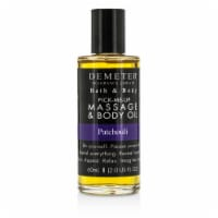 Demeter Patchouli Massage & Body Oil 60ml/2oz - 60ml/2oz