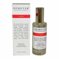 Demeter Lychee Cologne Spray 4 oz - 4 oz