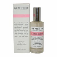 Cotton Candy by Demeter for Women - 4 oz Cologne Spray - 4oz