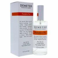 Demeter Pumpkin Pie Cologne Spray 4 oz - 4 oz