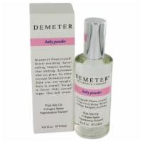 Baby Powder by Demeter for Women - 4 oz Cologne Spray - 4oz