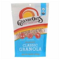 Grandy Oats Granola - Classic - Case of 6 - 12 oz. - Case of 6 - 12 OZ each