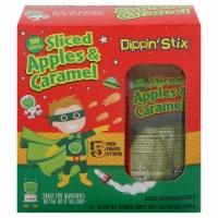 Dippin' Stix Sliced Apples and Caramel Dip