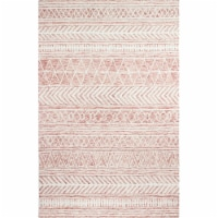 Bashian R131-COR-9X12-AL118 8 ft. 6 in. x 11 ft. 6 in. Valencia Collection Transitional 100 P - 1