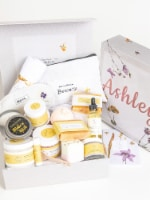 Cheer up Gift Basket, Care Package, Sunshine | Recovery Natural Gift Box - 1