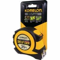 Komelon Evolution 25 Ft. Self-Lock Tape Measure EV2825 - 1