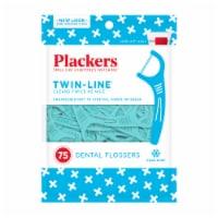 Plackers Twin-Line Dental Flossers