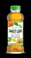 Sweet Leaf Organic Mint & Honey Green Tea - 16 fl oz