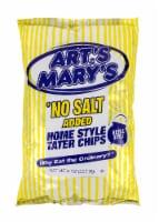 Art's & Mary's Naturally Tasty No Salt Potato Chips
