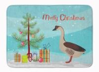 Chinese Goose Christmas Machine Washable Memory Foam Mat