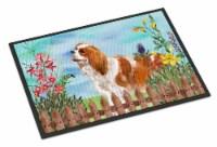 Cavalier Spaniel Spring Indoor or Outdoor Mat 24x36