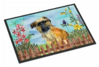 Brussels Griffon Spring Indoor or Outdoor Mat 18x27 - 18Hx27W
