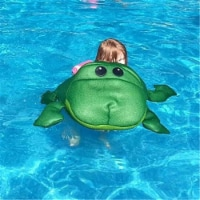 Seaside Rider Lilly the Frog