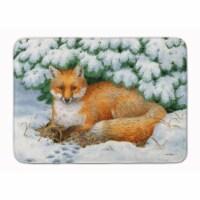 Winter Fox Machine Washable Memory Foam Mat - 1