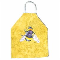 27 H x 31 W in. Bee on Yellow Apron