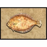24 x 36 In. Flounder Indoor or Outdoor Mat