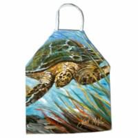 Loggerhead Sea Turtle Apron