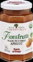 Fior di Frutta Organic Apricot Fruit Spread