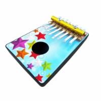 Schoenhut Piano Company 810SG Stars 8 Note Thumb Piano